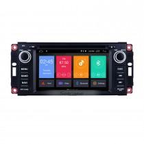 Android 10.0 Pantalla capacitiva Multimedia Sat Nav Montaje estéreo para 2007-2010 Chrysler Sebring Aspen 300C Cirrus con reproductor de DVD Bluetooth 3G WiFi USB SD