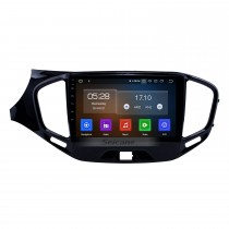 2015-2019 Lada Vesta Cross Sport Android 9.0 9 pulgadas GPS Navegación Radio Bluetooth HD Pantalla táctil USB Carplay soporte DVR SWC