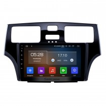 Radio de pantalla táctil HD de 9 pulgadas para 2001 2002 2003 2004 2005 Lexus ES300 Android 10.0 Navegación GPS Multimedia Bluetooth Teléfono SWC WIFI USB Carplay Retrovisor DVR 1080P Video