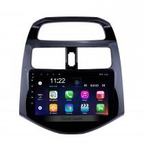 2011 2012 2013 2014 Chevy Chevrolet DAEWOO Spark Beat Matiz 9 pulgadas Android 10.0 Reproductor multimedia Navegación GPS HD Pantalla táctil Bluetooth Wifi Música USB AUX Control del volante Soporte DVR OBD2