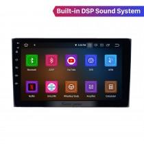 9 pulgadas Android 9.0 para 2005 2006 2007-2014 Radio Suzuki Vitara antigua con Bluetooth HD Pantalla táctil Sistema de navegación GPS Carplay compatible con TPMS