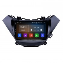2015-2016 Chevrolet Malibu Android 9.0 9 pulgadas Navegación GPS Radio Bluetooth AUX HD Pantalla táctil USB Compatible con Carplay TPMS DVR TV digital