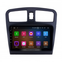 9 pulgadas para 2014 Fengon 330 Radio Android 9.0 Navegación GPS con Bluetooth HD Pantalla táctil Carplay compatible con TV digital