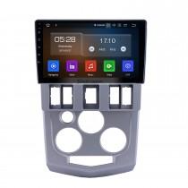 9 pulgadas para 2004 2005 2006 2007 2008 Renault LOGAN L90 Radio Android 10.0 Navegación GPS Bluetooth HD Pantalla táctil Carplay soporte OBD2