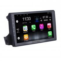 Pantalla táctil HD de 9 pulgadas para 2005 2006 2007-2011 SsangYong Actyon / Kyron Radio Android 10.0 Navegación GPS con soporte Bluetooth Carplay DAB +