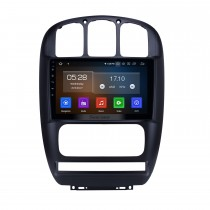 10.1 pulgadas para 2006-2010 2011 2012 Chrysler Pacifica Radio Android 10.0 Sistema de navegación GPS Bluetooth HD Pantalla táctil Carplay compatible con TV digital