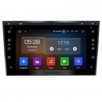 Android 10.0 2006-2011 OPEL Corsa HD Pantalla táctil Unidad principal de radio con navegación GPS Sistema de audio Bluetooth Música USB WIFI 1080P Video TV digital