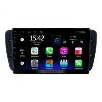 Android 10.0 Pantalla táctil HD de 9 pulgadas para 2008-2015 SEAT IBIZA Radio Sistema de navegación GPS con soporte Bluetooth Carplay