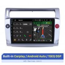 Pantalla táctil HD de 9 pulgadas para 2009 CITROEN BERINGO Radio Reparación de radio de coche Radio de coche Reproductor de DVD compatible con varios idiomas OSD