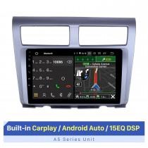 Pantalla táctil HD de 9 pulgadas para 2012-2014 PROTON MYVI Autoradio Reproductor de DVD para coche Soporte de actualización Control del volante