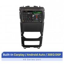Radio de coche Android de 9 pulgadas Bluetooth para 2012 Mahindra XUV500 con WIFI RDS DSP compatible con pantalla táctil GPS Navi Carplay