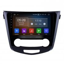 10.1 pulgadas para 2014 2015 2016 Nissan Qashqai Android 10.0 Radio Sistema de navegación GPS con Bluetooth TPMS USB AUX 3G / 4G WIFI Control del volante