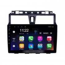 Android 10.0 Radio de navegación GPS con pantalla táctil HD de 9 pulgadas para 2014-2016 Geely Emgrand EC7 con soporte Bluetooth AUX Carplay DVR SWC