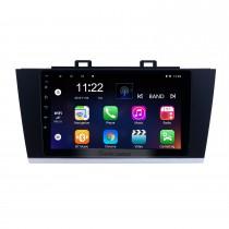 Radio de navegación GPS Android 10.0 de 9 pulgadas para Subaru Legacy 2015-2018 con pantalla táctil HD Soporte Bluetooth Carplay Cámara trasera