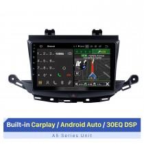 Pantalla táctil HD de 9 pulgadas para 2015 Buick Verano Radio Carplay Sistema estéreo Sistema de audio para automóvil Soporte Control del volante