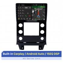 Pantalla táctil HD de 10.1 pulgadas para 2015 JDMC T5 Autostereo sistema estéreo para automóvil sistema de audio para automóvil Soporte 2.5D IPS Pantalla táctil