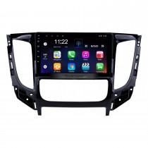 9 pulgadas Android 10.0 Radio Bluetooth para 2015 Mitsubishi TRITON Auto A / C con navegación GPS Soporte USB Carplay SD DVR 3G WIFI Control del volante