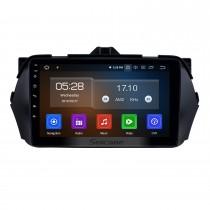 2016 Suzuki Alivio Android 10.0 Pantalla táctil HD Radio Reproductor de DVD Sistema de navegación GPS Soporte Bluetooth Enlace espejo OBD2 DVR TV 4G WIFI Control del volante USB