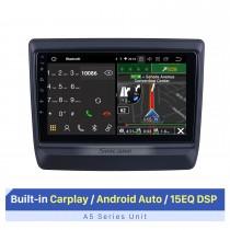Pantalla táctil HD de 9 pulgadas para 2020 ISUZU D-Max Radio Sistema de audio para automóvil Soporte para radio de automóvil Control del volante OBD2