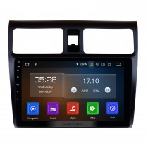 10,1 pulgadas Android 9.0 2005-2010 Suzuki Swift HD Pantalla táctil Radio Navegación GPS Bluetooth WIFI USB Mirror Link Aux Rearview Camera OBDII TPMS 1080P video