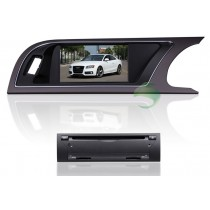 Audi A5 Right Hand(2008-2013) Jefe Unidad Reproductor DVD sistema de navegación GPS con Bluetooth TV Ipod