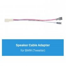 Cable de altavoz de alta calidad Adaptador de arnés de cableado para BMW (Tweeter)