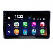 Android 10.0 de 9 pulgadas para 2002 2003 2004-2008 Radio Audi A4 con pantalla táctil HD Navegación GPS Soporte Bluetooth Carplay DAB + TPMS