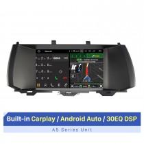 Para Great Wall Haval H7 LHD 2019 Sistema de audio para automóvil con pantalla táctil con RDS DSP Soporte Bluetooth Cámara AHD Navegación GPS 3D