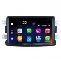 OEM 8 pulgadas Android 10.0 para Renault Dacia / Sandero / Duste Radio con Bluetooth HD Pantalla táctil Sistema de navegación GPS compatible con Carplay DAB +