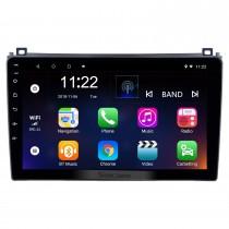 OEM 9 pulgadas Android 10.0 Radio para 2006-2010 Proton GenⅡ Bluetooth WIFI HD Pantalla táctil con soporte de navegación GPS Carplay DVR Cámara de visión trasera OBD