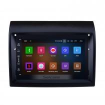 2007-2016 Fiat Ducato / Peugeot Boxer Aftermarket 7 pulgadas Android 10.0 Radio DVD Reproductor multimedia Sistema de navegación GPS Actualización de la unidad principal con Bluetooth Música 3G Wifi Enlace de espejo Control del volante Cámara de respaldo