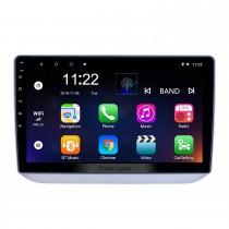 Android 10.0 de 10.1 pulgadas para 2008 2009 2010-2014 Skoda Fabia Radio Sistema de navegación GPS con pantalla táctil HD Soporte Bluetooth Carplay DVR