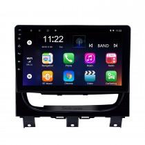 Radio de navegación GPS Android 10.0 de 9 pulgadas con pantalla táctil para 2012-2016 Fiat Strada / cdea con Bluetooth USB compatible con WIFI Cámara Carplay SWC 3G de respaldo
