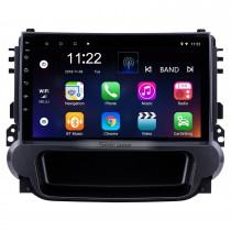 9 pulgadas Android 10.0 2012 2013 2014 Chevy Chevrolet Malibu Radio Sistema de navegación GPS con 1024 * 600 Pantalla táctil Bluetooth Cámara de respaldo DVR Control del volante Enlace del espejo