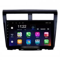 10.1 pulgadas con Android 10.0 HD con pantalla táctil y radio GPS para 2012 Proton Myvi con Bluetooth USB WIFI AUX compatible con Carplay SWC TPMS Enlace de espejo