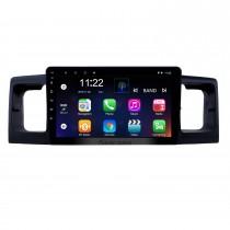 OEM 9 pulgadas Android 10.0 Radio para 2013 Toyota Corolla / BYD F3 Bluetooth HD Pantalla táctil Soporte de navegación GPS Carplay Cámara trasera