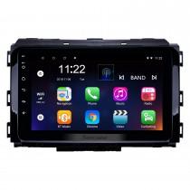 8 pulgadas HD con pantalla táctil Android 10.0 2014-2019 Kia Carnival Navegación GPS Radio con USB WIFI Bluetooth compatible SWC Carplay Control del volante