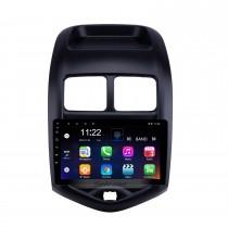 OEM 9 pulgadas Android 10.0 Radio para 2014-2018 Changan Benni Bluetooth WIFI HD Pantalla táctil con soporte de navegación GPS Carplay DVR Cámara trasera