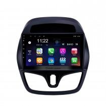 Android 10.0 9 pulgadas con pantalla táctil y radio GPS para 2015-2018 Chevrolet Spark Beat Daewoo Martiz con soporte Bluetooth Carplay SWC DAB +