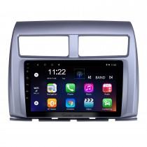 OEM 9 pulgadas Android 10.0 Radio para 2015-2017 Proton Myvi Bluetooth HD Pantalla táctil Soporte de navegación GPS Carplay Cámara trasera