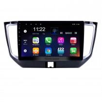 Radio de navegación GPS Android 10.0 de 10.1 pulgadas para Venucia T70 2015-2017 con pantalla táctil HD AUX Bluetooth compatible con Carplay OBD2