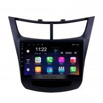2015-2016 Chevy Chevrolet Nuevo Sail 9 pulgadas Android 10.0 HD Pantalla táctil Bluetooth GPS Navegación Radio USB AUX soporte Carplay 3G WIFI Enlace espejo