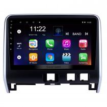 2016 2017 2018 Nissan Serena RHD 10.1 pulgadas HD Pantalla táctil Android 10.0 Sistema de navegación GPS Unidad principal Bluetooth Wifi automático Radio 3G WIFI USB Compatible con Carplay DVR TPMS