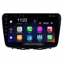 9 pulgadas Android 10.0 2016 Suzuki Baleno en el tablero de radio Sistema de navegación GPS Bluetooth 3G WIFI Cámara de visión trasera inalámbrica OBD2 Enlace de espejo Control del volante