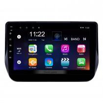 2017 2018 2019 Hyundai H1 Grand Starex con pantalla táctil Android 10.0 9 pulgadas Unidad principal Bluetooth Estéreo para automóvil con USB AUX WIFI compatible con Carplay DAB + OBD2 DVR