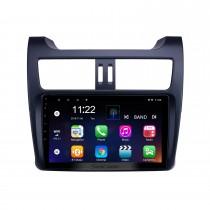 Radio de navegación GPS Android 10.0 de 10.1 pulgadas para 2018 SQJ Spica con pantalla táctil HD Soporte Bluetooth Carplay TPMS OBD2