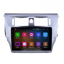 Android 10.0 9 pulgadas Radio de navegación GPS para 2013 2014 2015 Great Wall C30 con pantalla táctil de alta definición Carplay Bluetooth compatible con TV digital