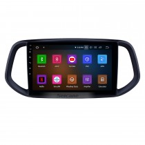 10.1 pulgadas Android 10.0 Radio para 2014 2015 2016 2017 Kia KX3 Bluetooth Wifi Pantalla táctil GPS Navegación Carplay USB soporte DVR TV digital TPMS