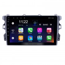 OEM 9 pulgadas Android 10.0 Radio para BYD G3 Bluetooth AUX Música HD Pantalla táctil Soporte de navegación GPS Carplay Cámara trasera TPMS DVR OBD