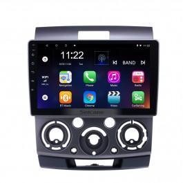 9 Zoll Android 10.0 GPS Navigationsradio für 2006-2010 Ford Everest / Ranger Mazda BT-50 Mit HD Touchscreen Bluetooth Unterstützung Carplay TPMS